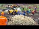 Бизон Трек Шоу 2018 гонки на тракторах 3 серия