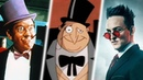 Evolution of the Penguin in Cartoons Movies TV in 25 Minutes 2019