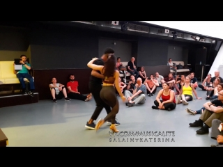 Alain Rueda & Katerina Mik | Musicality Workshop - Timba Structure @Festival de Cuba | Berlin, Germany 2018