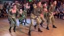 Tropical Gem Show al caraibe Disco Salsa di Roma - Balli Latini