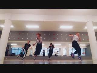Perm city house dancers
