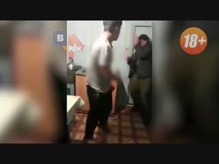Братуха, прости его на первый раз в Орловской области знакомые избили пенсионера (18+).
