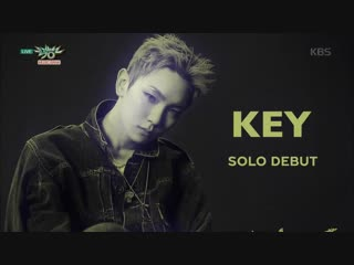Key - forever yours @ music bank 181109