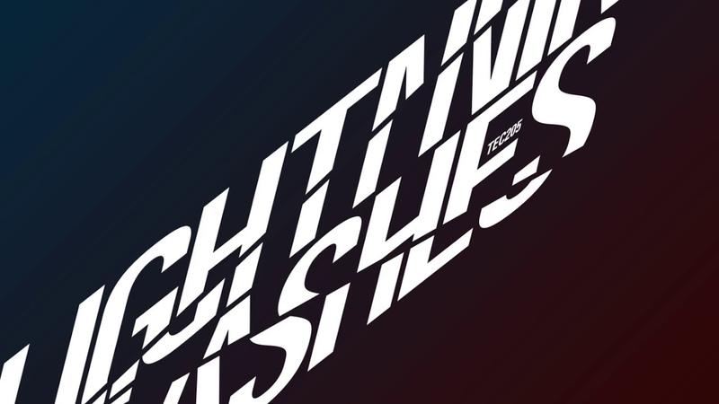Clayton Steele Lightning Flashes Black Asteroid Mix