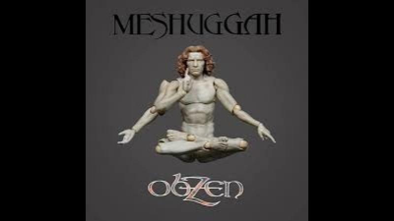 MESHUGGAH Bleed OFFICIAL MUSIC VIDEO