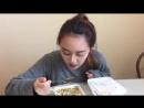[Kyungha MIN] Кореянка пробует ДОШИРАК И РОЛЛТОН Что вкуснее??러시아 도시락과 롤톤 비교하기 |минкюнха|Minkyungha|경하