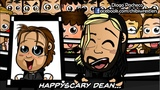 Chibi Wrestlers - HappyScary Dean Ambrose and Seth Rollins #08 The Eulogy (WWE Parody)