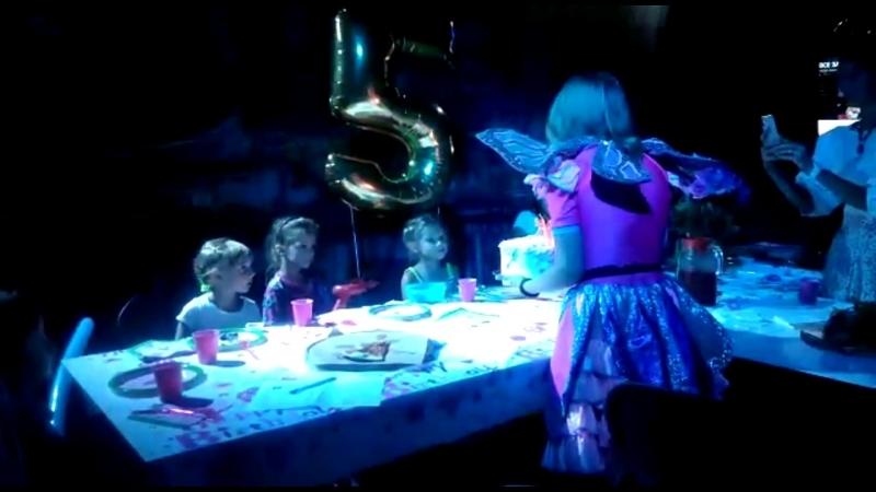 День рождения Маши в ProJump!