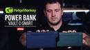 Карпфишинг Обзор Power Banks Vault C Smart Ridge Monkey