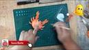 DIY FOFU Lápiz Cangrejito inicio de clase