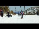 Лыжные гонки на Гладенькой