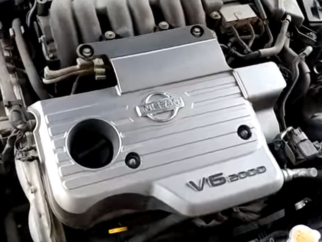 мотор ниссан vq20de