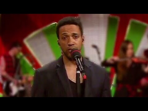 Cesar Sampson - Nobody but you - LIVE PERFORMANCE (Eurovision Song Contest 2018 - Austria)