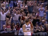 Kyle Korver's first 3 with the Utah Jazz