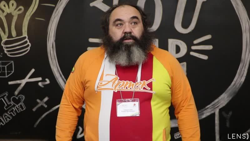 Роман Борисович Грановский, начальник детского лагеря «Полевой»