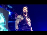 WWE LIVE Roman Reigns Arrives To Peoria (6152018)