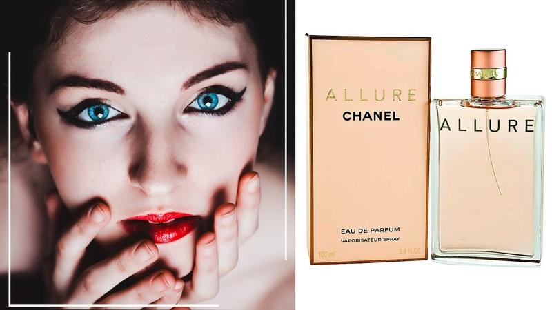 Chanel Allure Шанель Аллюр - обзоры и отзывы о духах