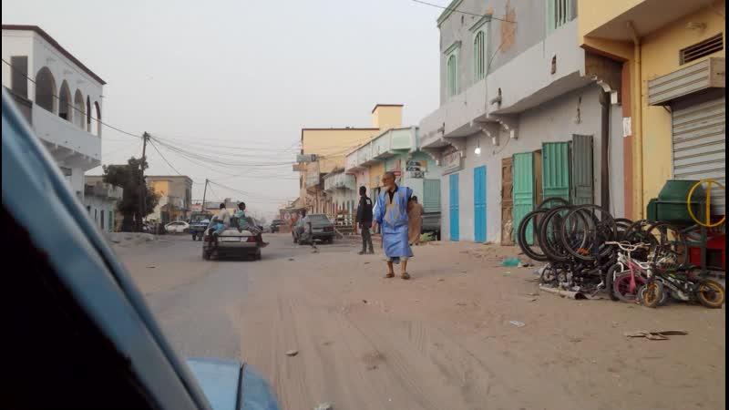Street of Mauritania