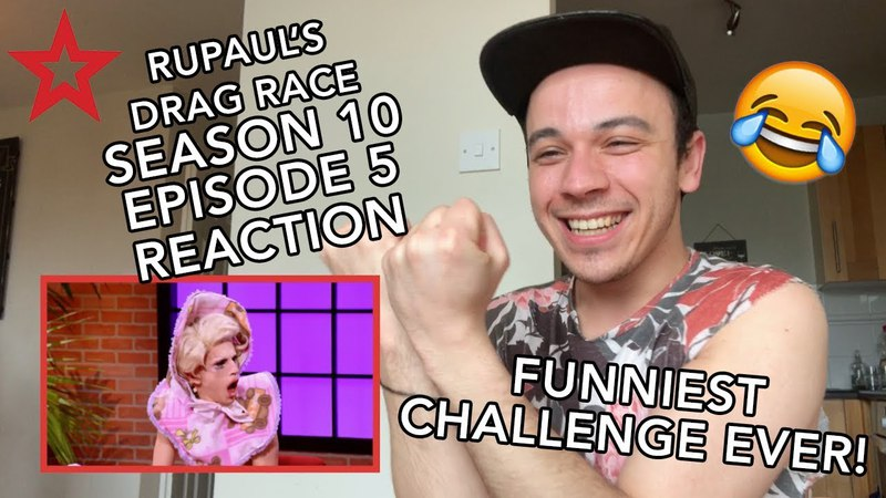 RuPaul's Drag Race Season 10 Episode 5 | Reaction