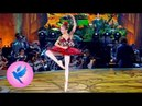 Вера Шпаковская. Л. Минкус, вариация Китри из балета Дон Кихот. Синяя птица - Последний богатырь