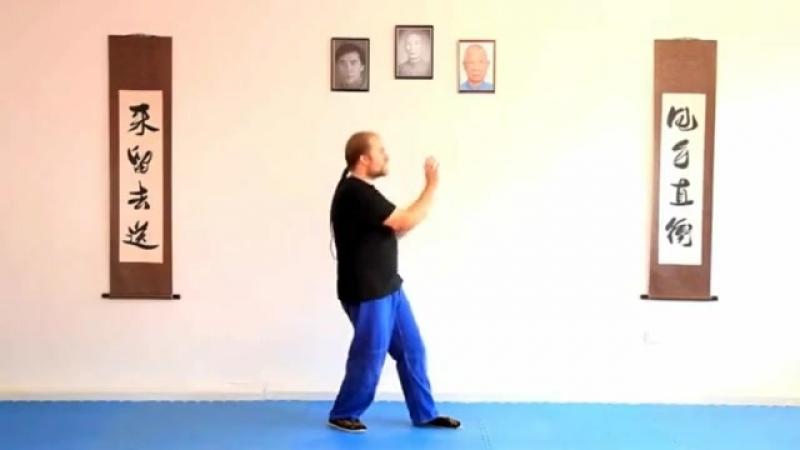 Chum Kiu form, Full Circle Wing Chun