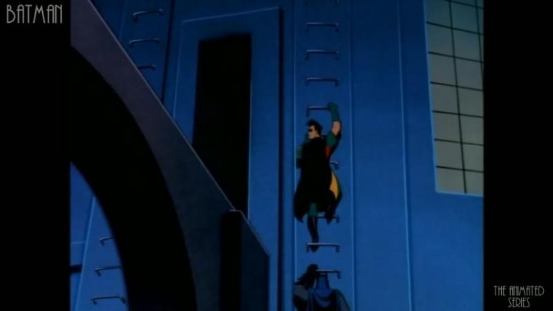 Бэтмен 2 19 84 Глубокая заморозка Deep Freeze Batman The Animated Series
