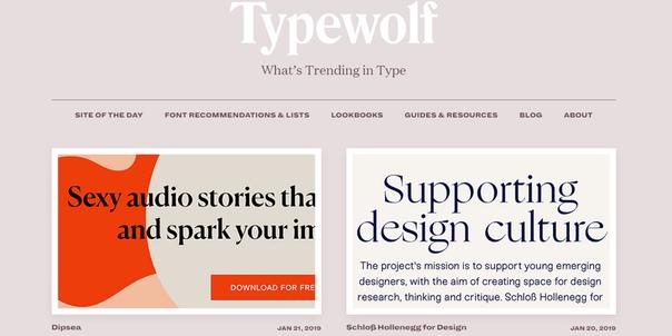 10 сервисов для подбора шрифтовых пар – Telegraph