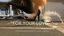 Reinforced Toe Panthyhose 14cm Heels In For Your Love TRAILER