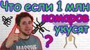 Что если 1 миллион комаров укусят человека? Полная жесть. У меня ШОК!