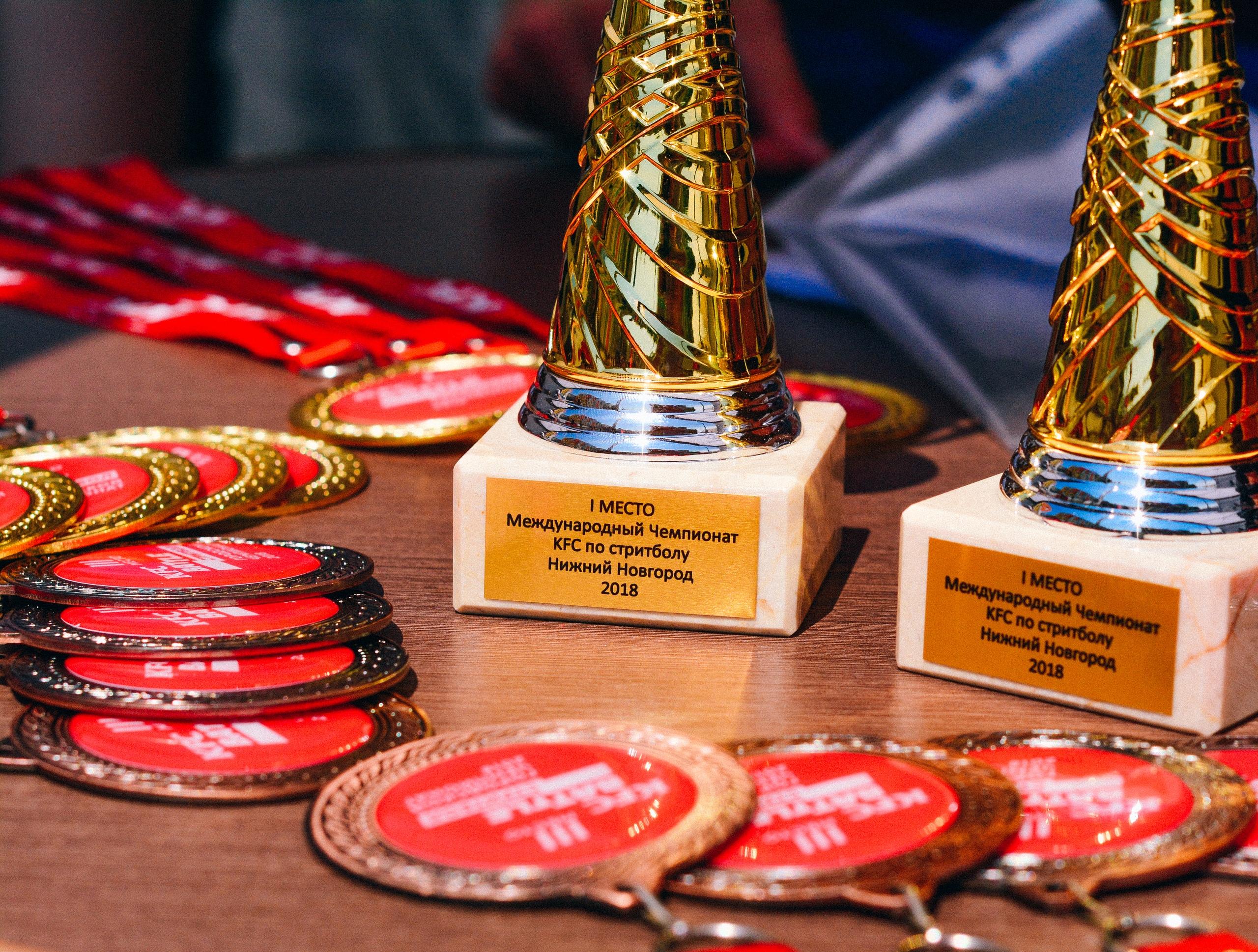KFC Battle в Нижнем Новгороде – done! Впереди – региональный финал в Москве