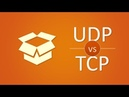 UDP and TCP Comparison of Transport Protocols