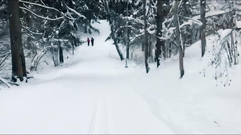 SKI CLASS - Занятия по лыжам в CrossFit 19.05 !