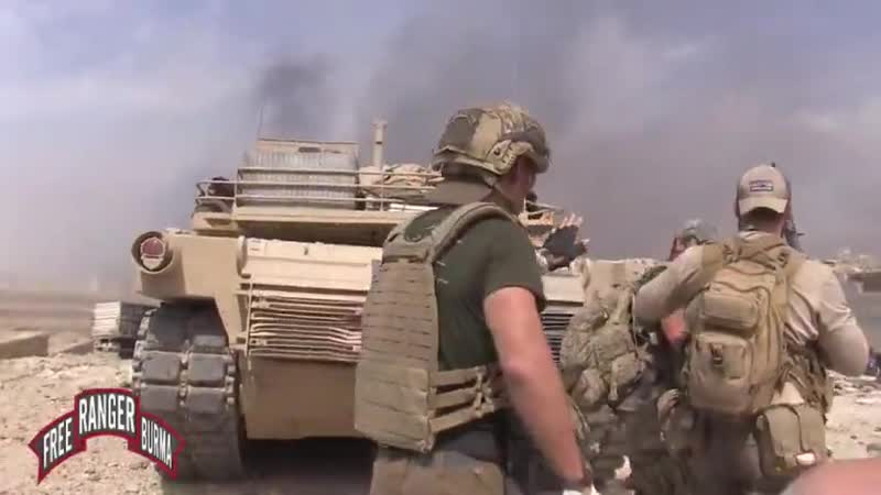 David Eubank, Iraq