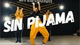 Sin Pijama - Becky G &amp Natti Natasha (Choreography By Nicole Conte)
