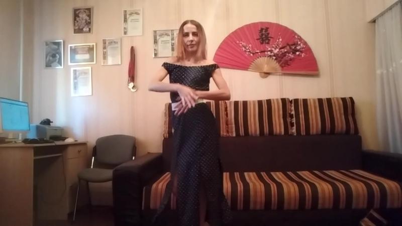 Медитация в танце от Анны Артемчик
