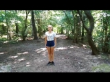 Категория девочки 12-15 лет: Кожичкина Ангелина 14 лет