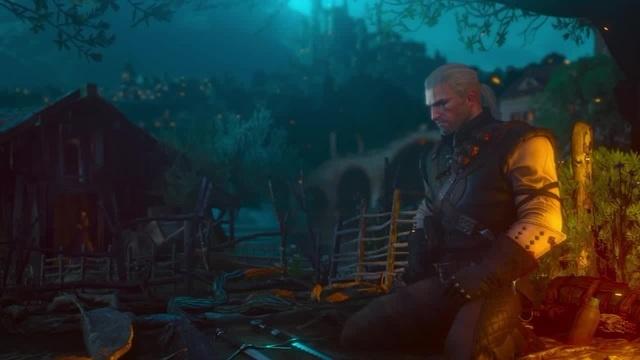 Witcher 3 | Волки спят в глухом лесу