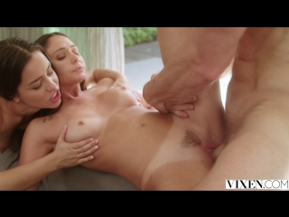 Alina Lopez, Ariana Marie (She Taught Me Everything)[2018, Threesome FFM, Rimming, Face Sitting,Facial, Pussy Licking, HD 1080p]