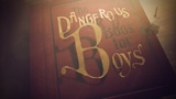 The Dangerous Book for Boys Main Title Design Filmograph