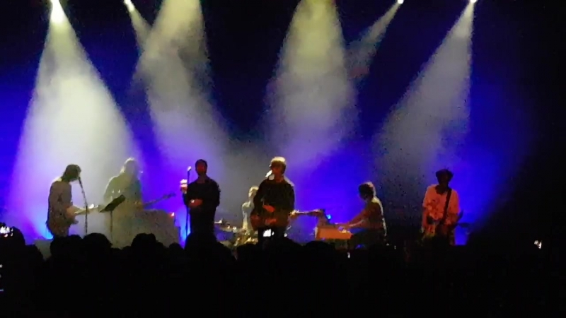 Brian Jonestown Massacre - Pish - Live in Toronto - May 09 2018