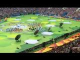 Робби Уильямс Церемония открытия Чемпионата мира по футбола FIFA 2018