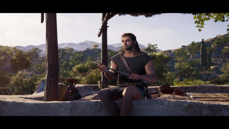 Ассассинс Крид Одиссея_Assassin's Creed Odyssey,фильм (2018).