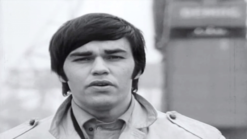 John Rowles - If I Only Had Time Official Video (1968) HDV