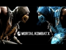2K@60fps Тест 1 Mortal Kombat X PC