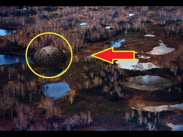В Якутии обнаружены загадочные объекты внеземной цивилизации .Челябинский МЕТЕОРИТ был CБИТ