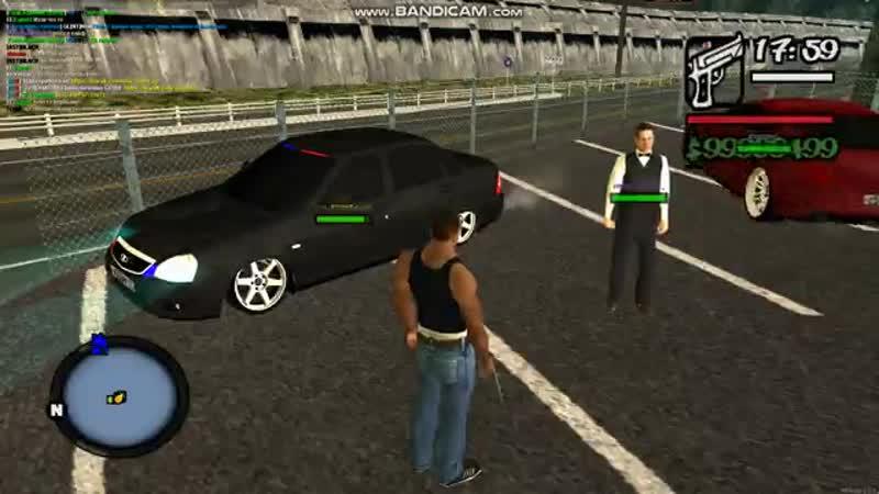 Сервер ГТА МТА NewTimes RP Сходка игроков на дрифт.360