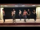 Заключительный танец программы За верность детству