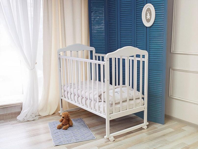 обзор детских кроваток