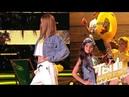 Обаятельная Василина вновь зажгла на сцене «Ты супер!» и пригласила потанцевать всех членов жюри