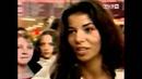 TVP1 23 04 1994 Lotnisko Okęcie Edyta Górniak w drodze na Eurowizję